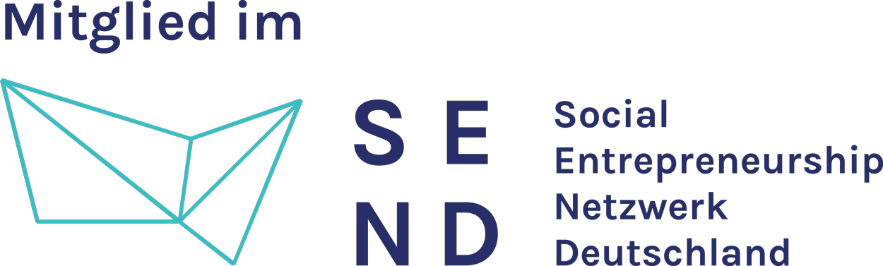 Mitglied SEND: Social Entrepreneurship Netzwerk Deutschland e.V.